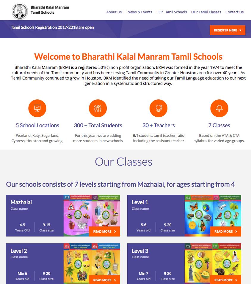feature schools
